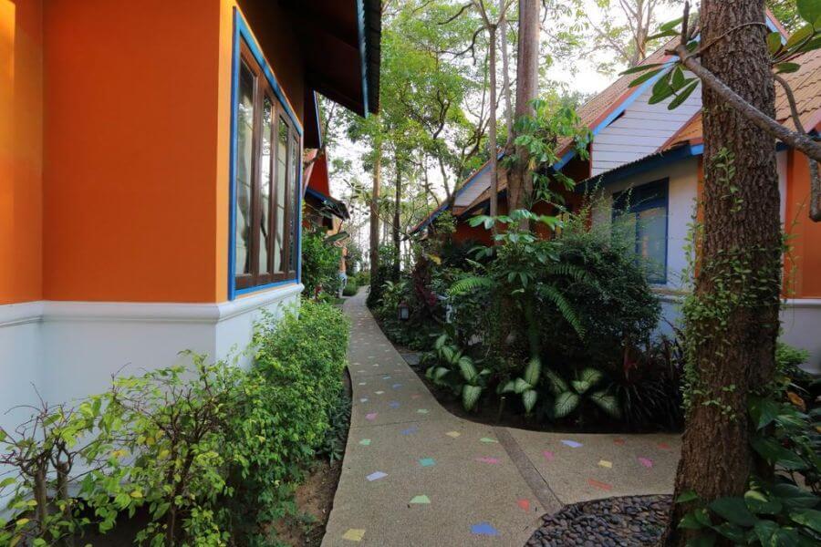Thailand Koh Samui Lawana Resort Koh Samui bungalow