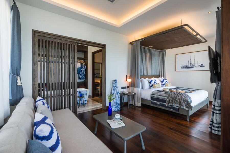Thailand Koh Samui Peace Resort Koh Samui Kamer superior bungalow