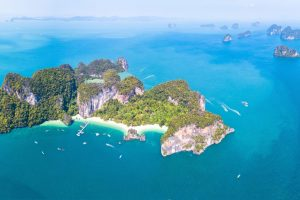 Blog artikel1 'De 11 mooiste Thaise eilanden'