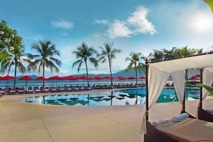 Thailand Phuket Amari Phuket zwembad