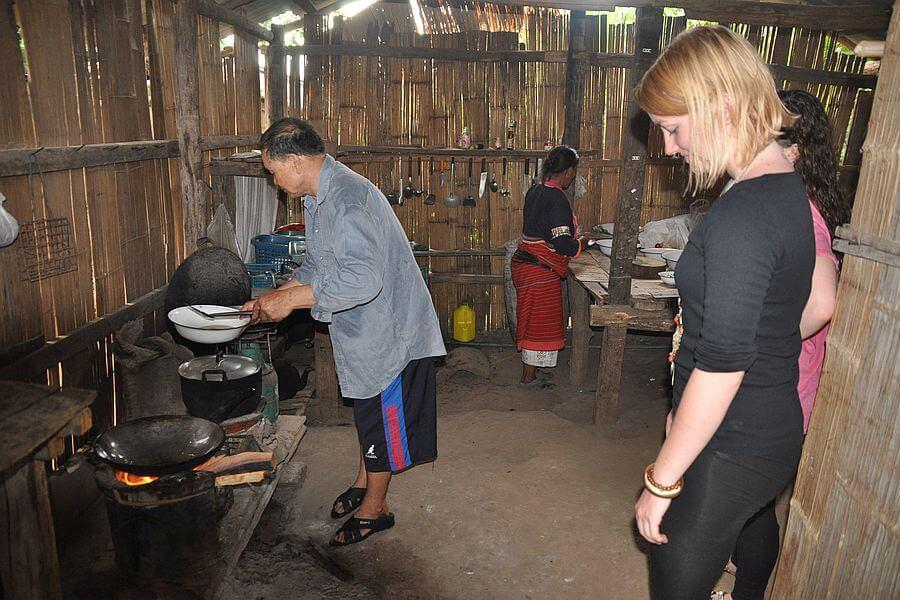 Thailand Trekking Chiang Dao 06