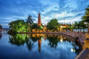 Stadstour Hanoi