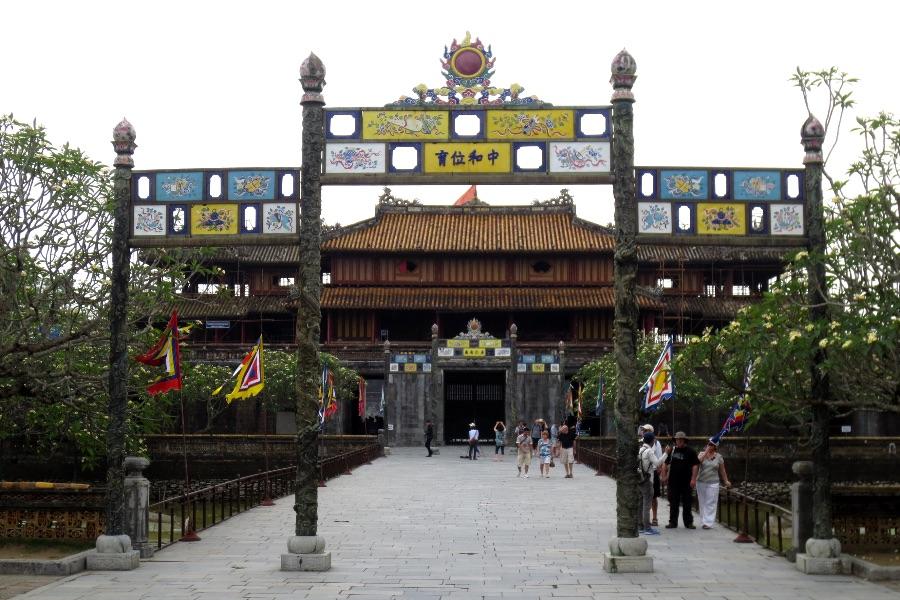 Vietnam Hue Thai Hoa tempel