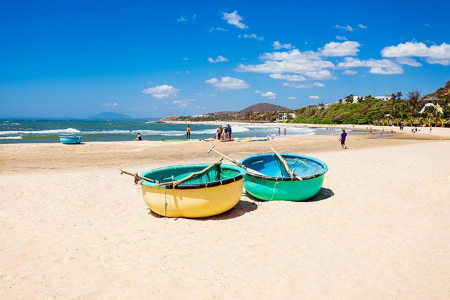 Vietnam Mui Ne Beach