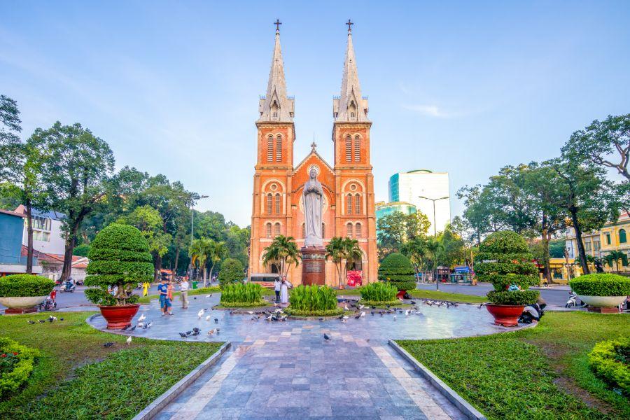 Vietnam Saigon 2