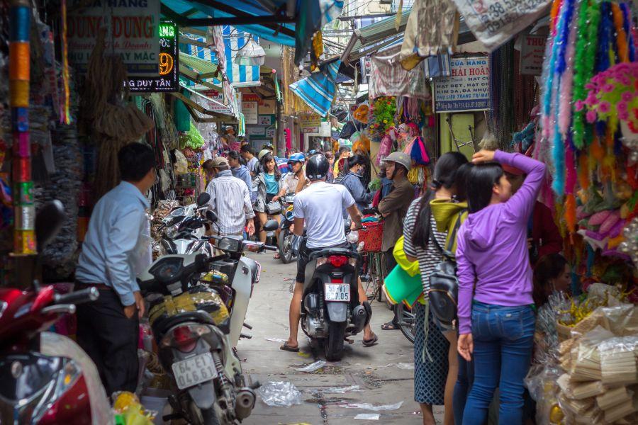 Vietnam Saigon 7