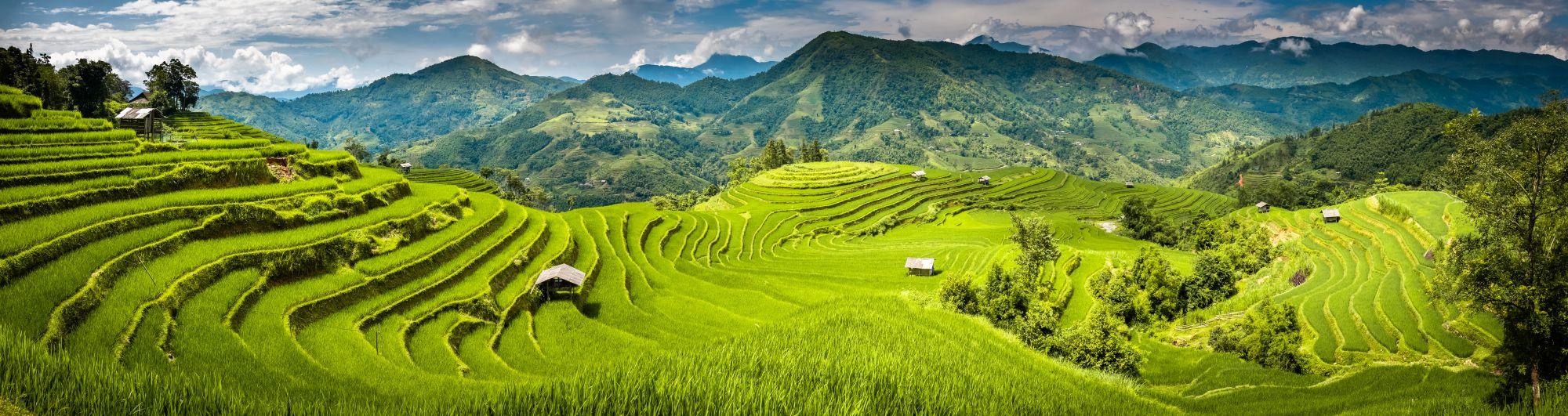 Blog artikel 'Een verblijf in het sprookjesachtige Sapa, Vietnam'