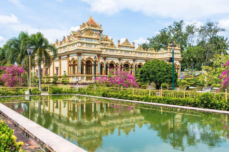 Vinh Trang Pagode 1