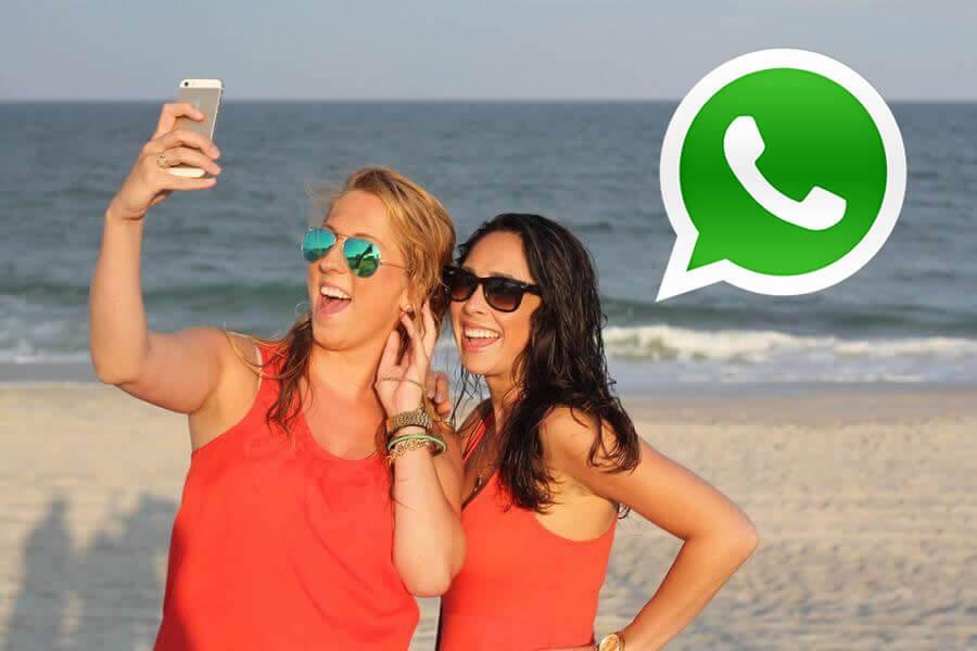 WhatsApp service tijdens je reis 04