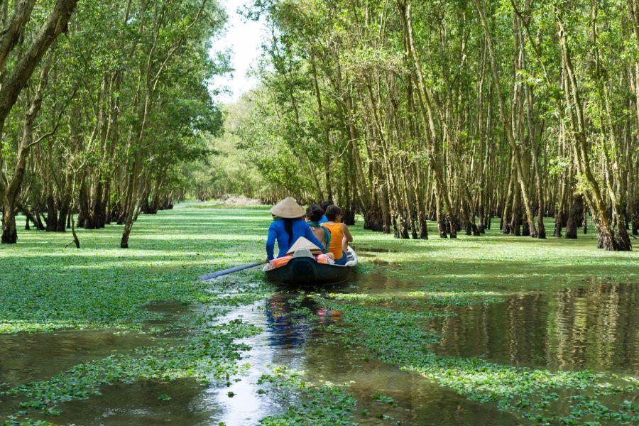Gerelateerde tour 6-Daagse bouwsteen Zuid-Vietnam