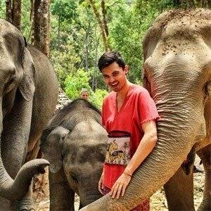 Sam, auteur van het artikel Ethisch olifantentoerisme in Thailand