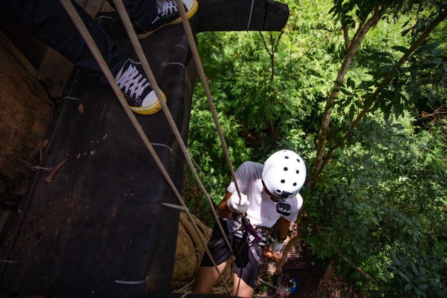 chiang Mai Thailand Zipline