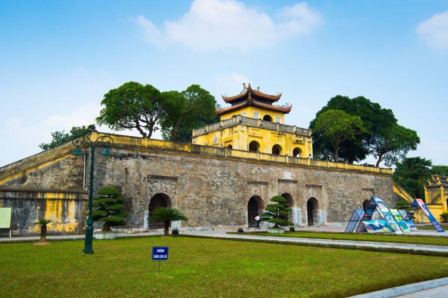 Dag 3: Hanoi Stadstour