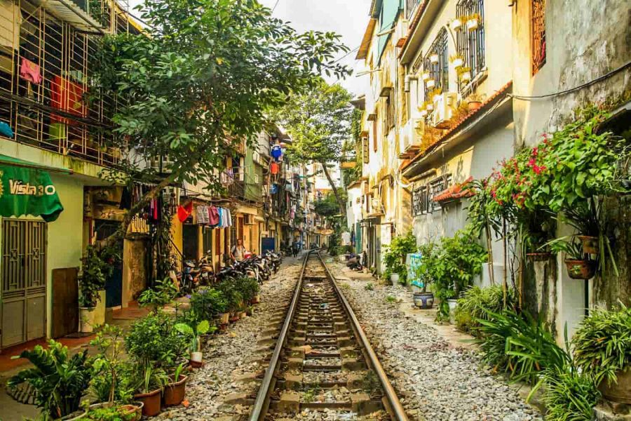 Dag 11: Hanoi