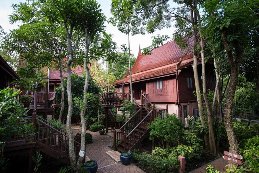 Amphawa Amphawa Baan Resort Spa1
