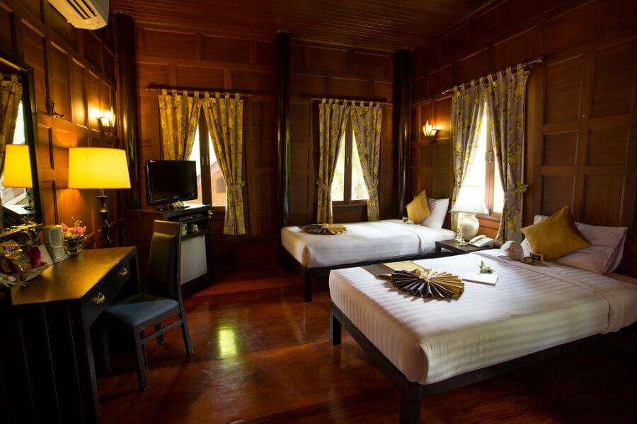 Amphawa Amphawa Baan Resort Spa10