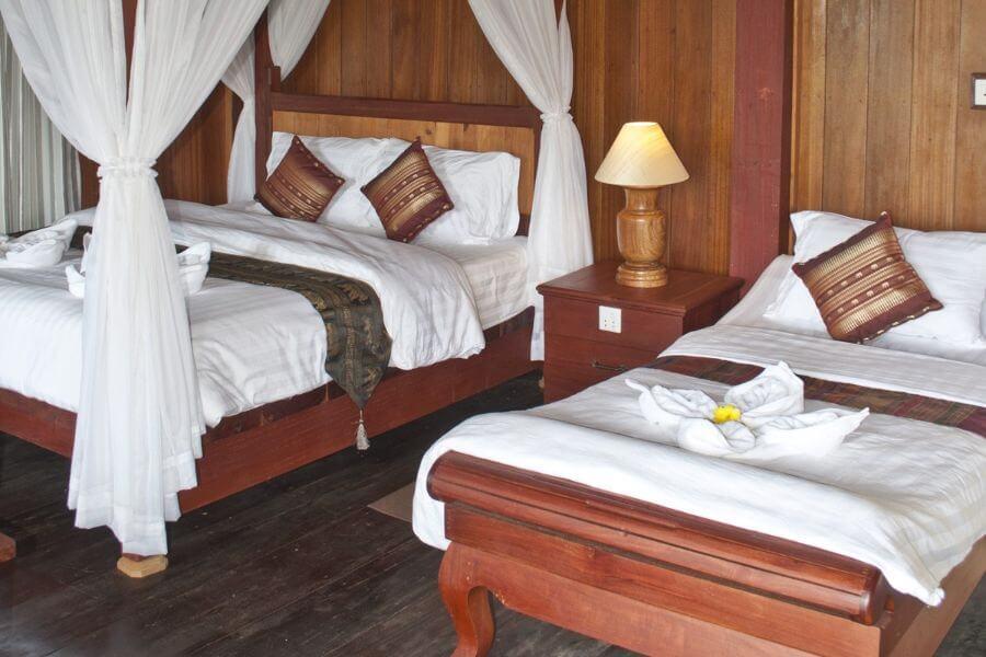 Cambodja Banlung Ratanak Resort 1