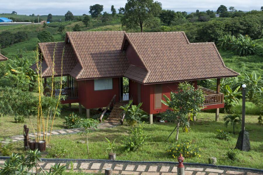 Cambodja Banlung Ratanak Resort 2