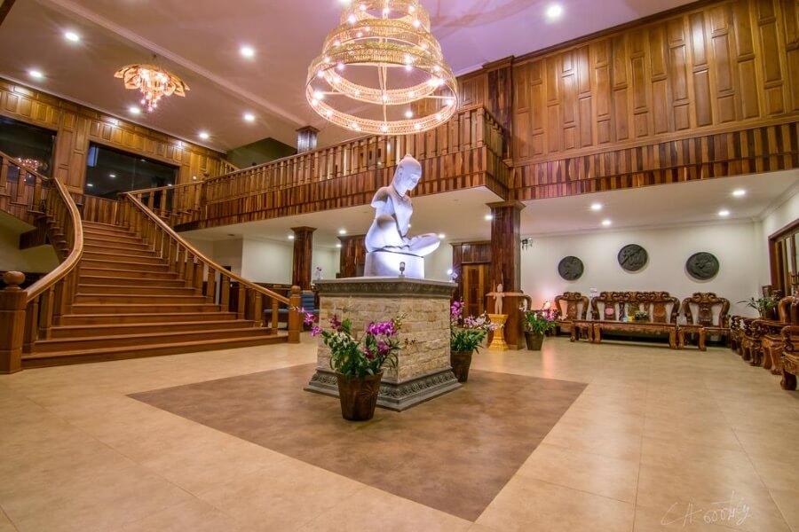 Cambodja Banlung Ratanakiri Boutique Hotel 15