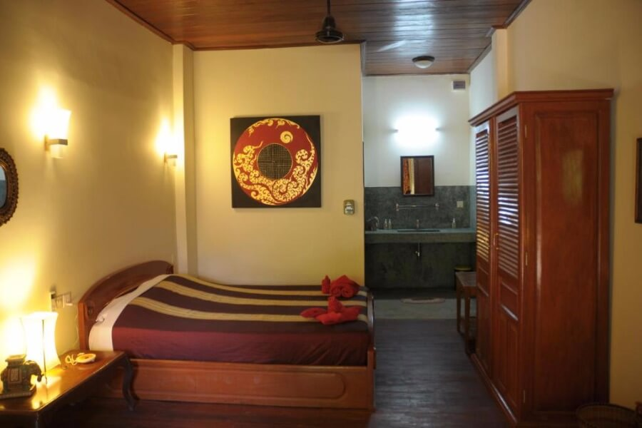 Cambodja Banlung Terres Rouges Lodge1