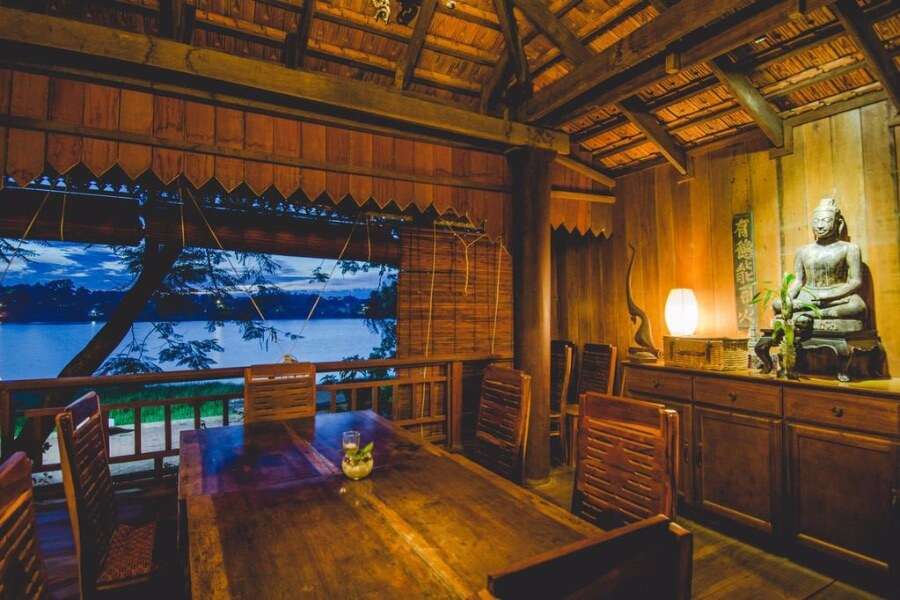 Cambodja Banlung Terres Rouges Lodge10