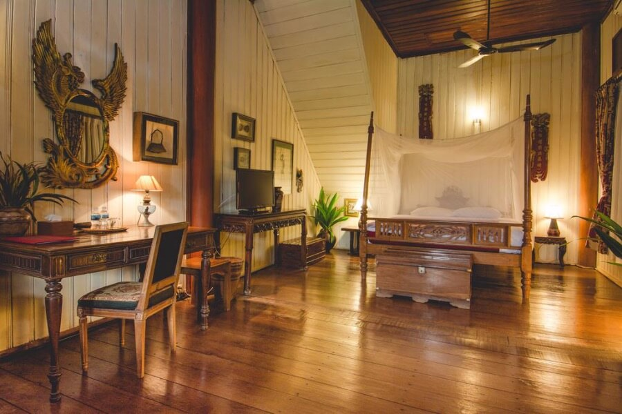 Cambodja Banlung Terres Rouges Lodge11