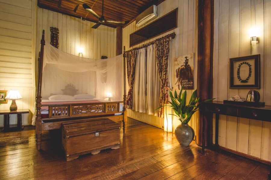 Cambodja Banlung Terres Rouges Lodge12