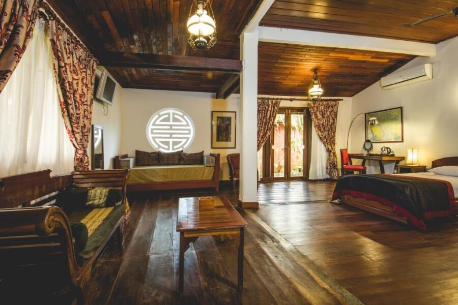 Cambodja Banlung Terres Rouges Lodge14
