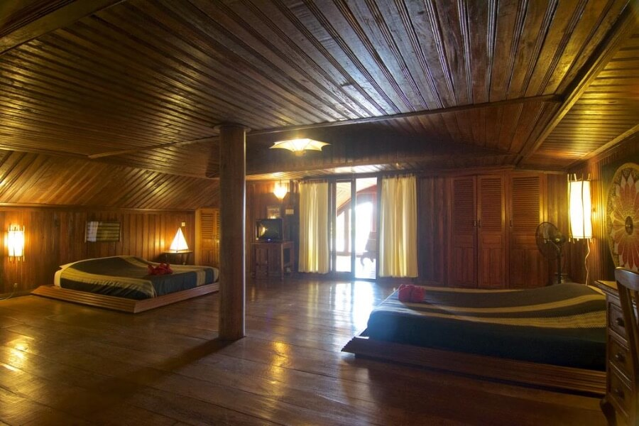 Cambodja Banlung Terres Rouges Lodge16
