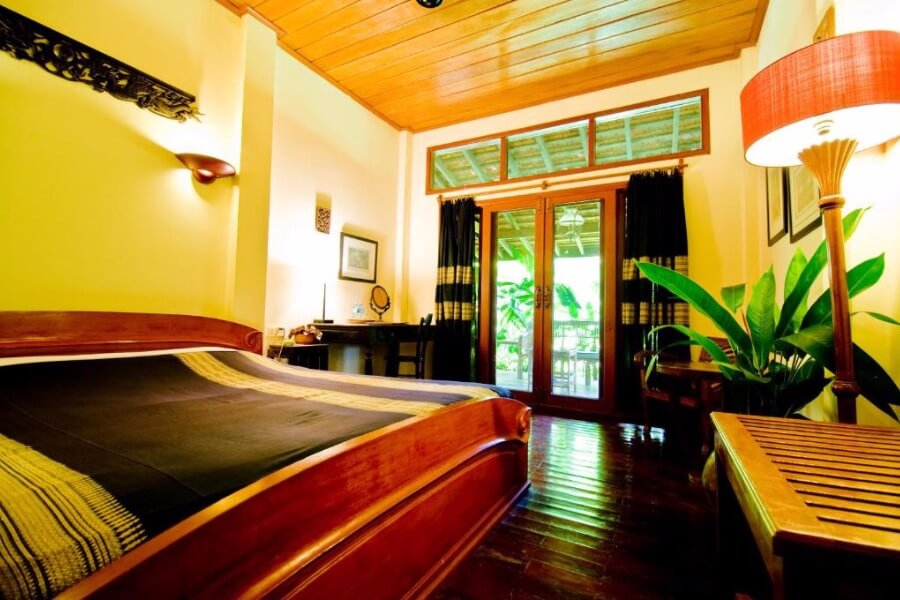 Cambodja Banlung Terres Rouges Lodge3