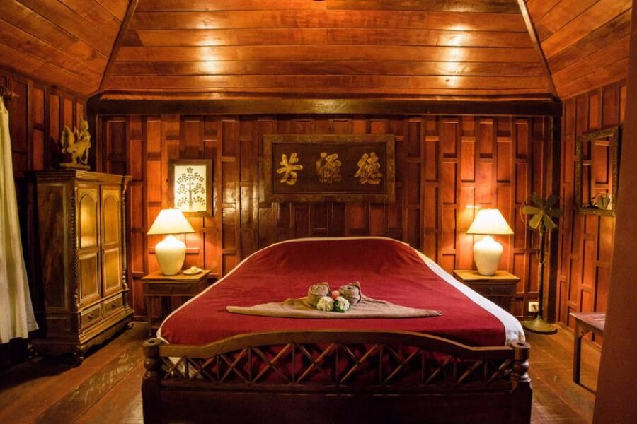 Cambodja Banlung Terres Rouges Lodge4