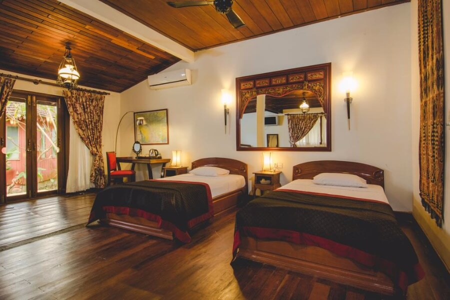 Cambodja Banlung Terres Rouges Lodge6