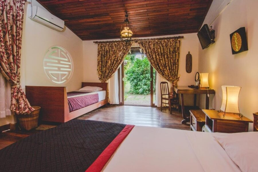 Cambodja Banlung Terres Rouges Lodge8