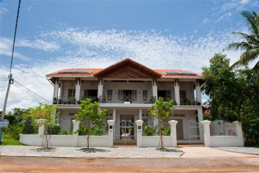 Cambodja Battambang Bambu Hotel 10