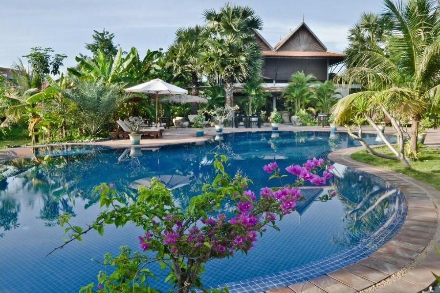 Cambodja Battambang Battambang Resort 10