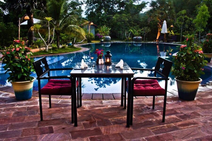 Cambodja Battambang Battambang Resort 13