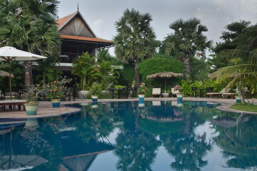 Cambodja Battambang Battambang Resort 6