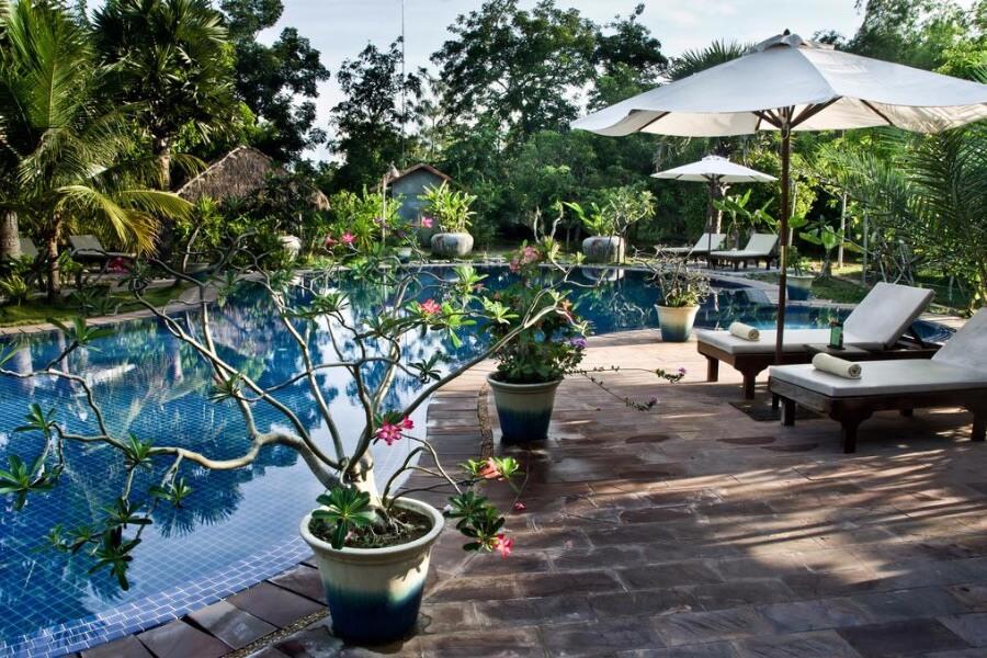 Cambodja Battambang Battambang Resort 7