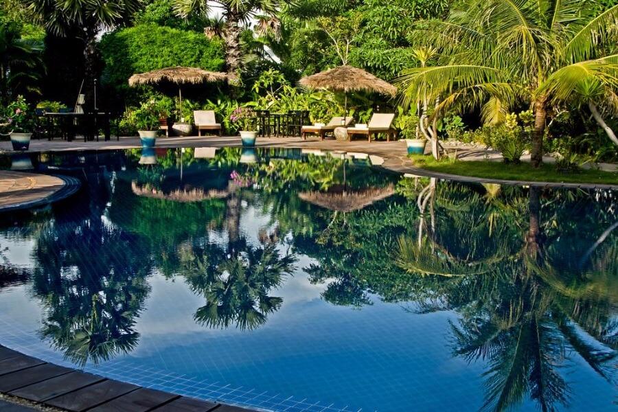 Cambodja Battambang Battambang Resort 8