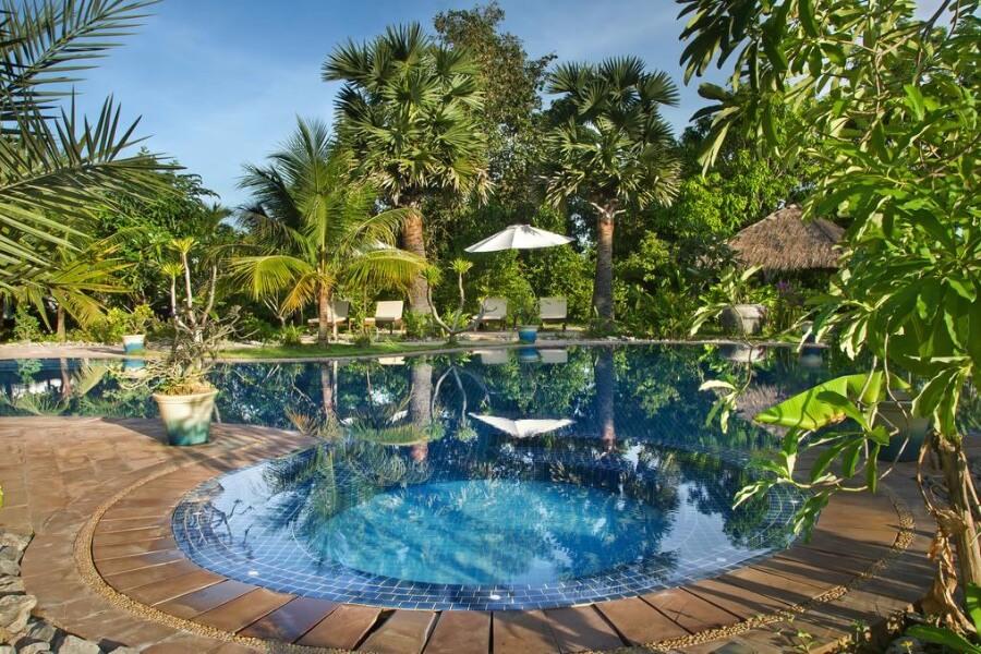 Cambodja Battambang Battambang Resort 9