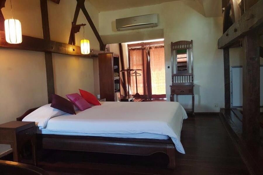Cambodja Battambang La Villa Hotel 10