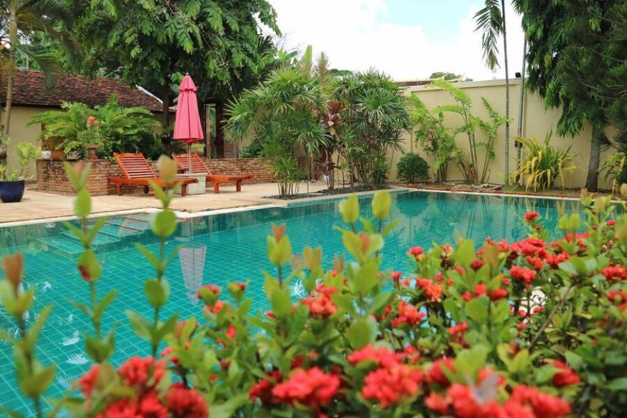 Cambodja Battambang La Villa Hotel 17