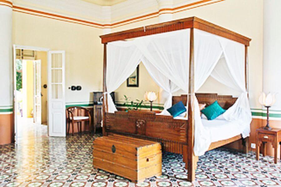 Cambodja Battambang La Villa Hotel 24