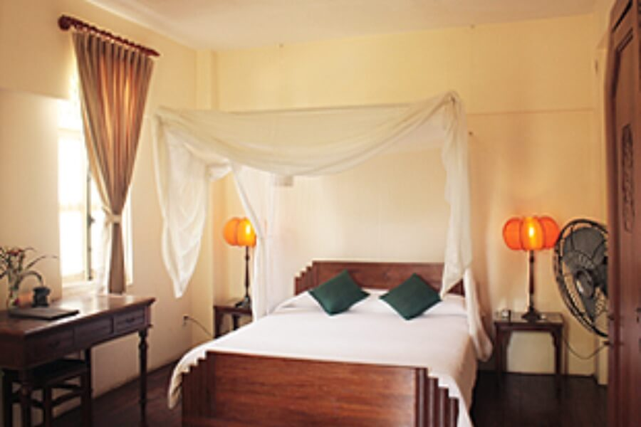 Cambodja Battambang La Villa Hotel 25