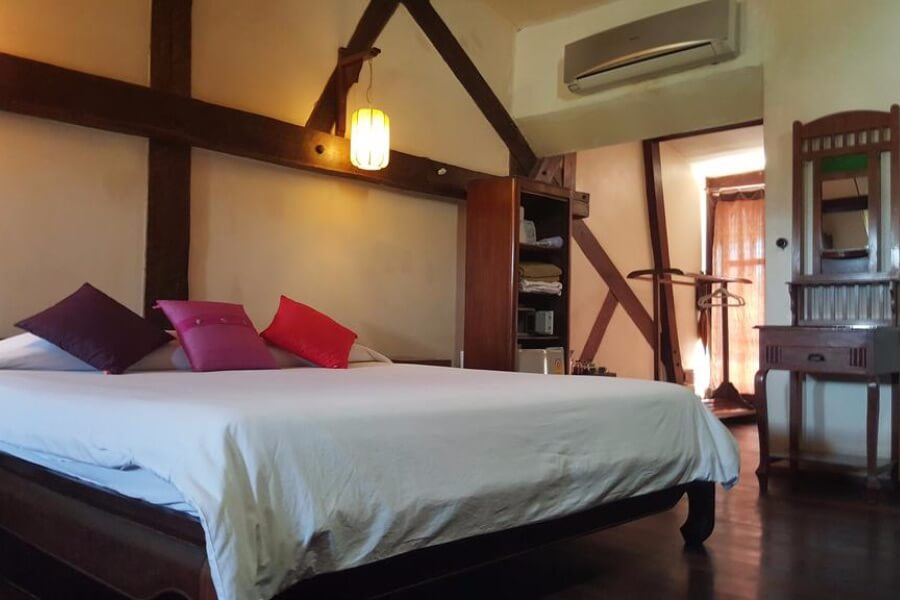 Cambodja Battambang La Villa Hotel 6