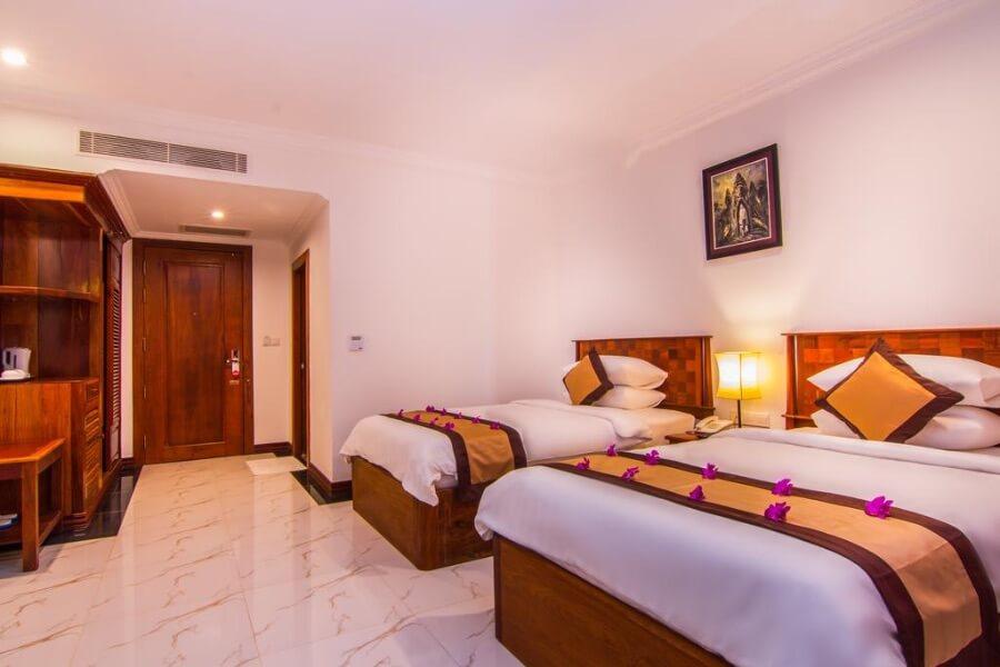Cambodja Kampong Thom Glorious Hotel Spa 10