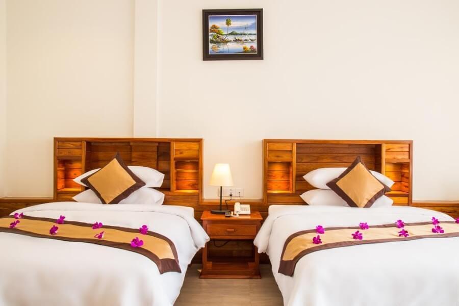 Cambodja Kampong Thom Glorious Hotel Spa 11