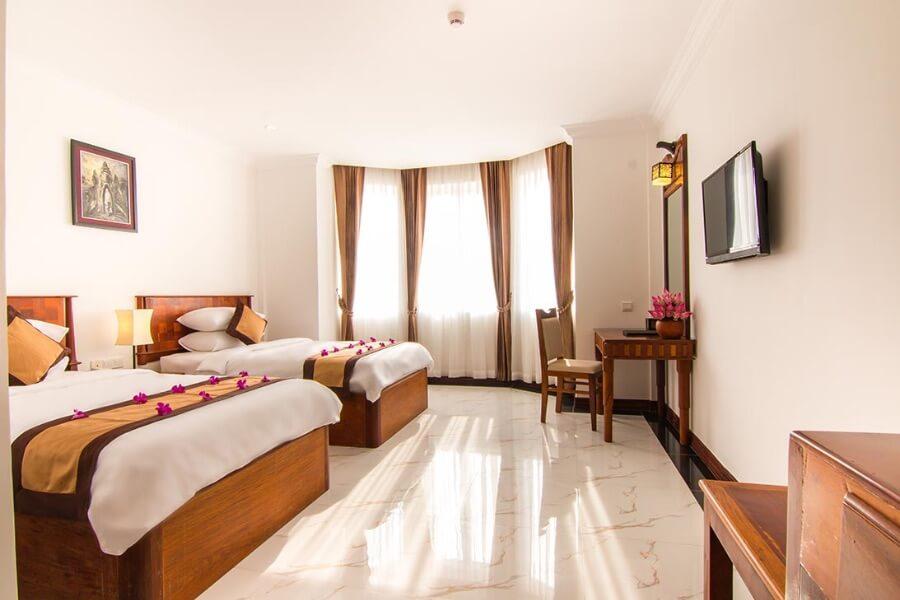Cambodja Kampong Thom Glorious Hotel Spa 20