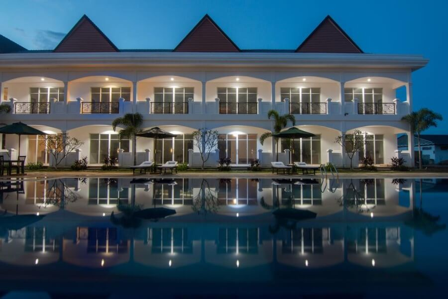 Cambodja Kampong Thom Glorious Hotel Spa 4