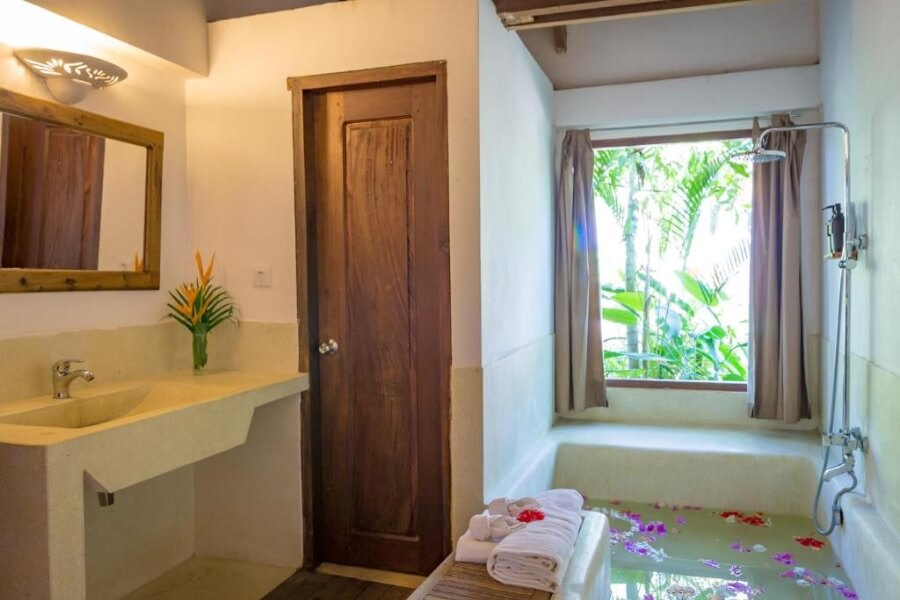 Cambodja Kampong Thom Sambor Village Hotel 2
